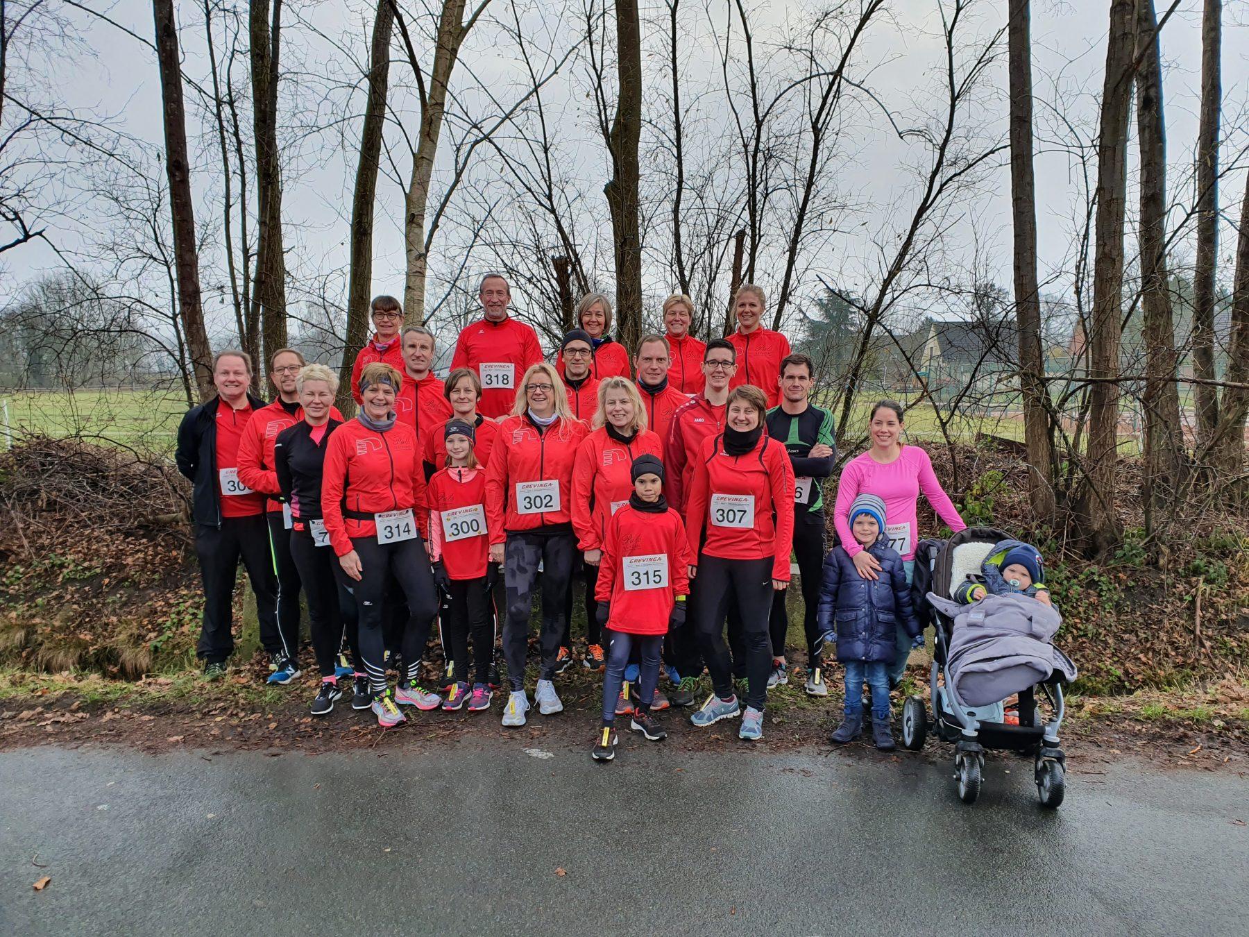 32. Altenrheiner Silvesterlauf 2019