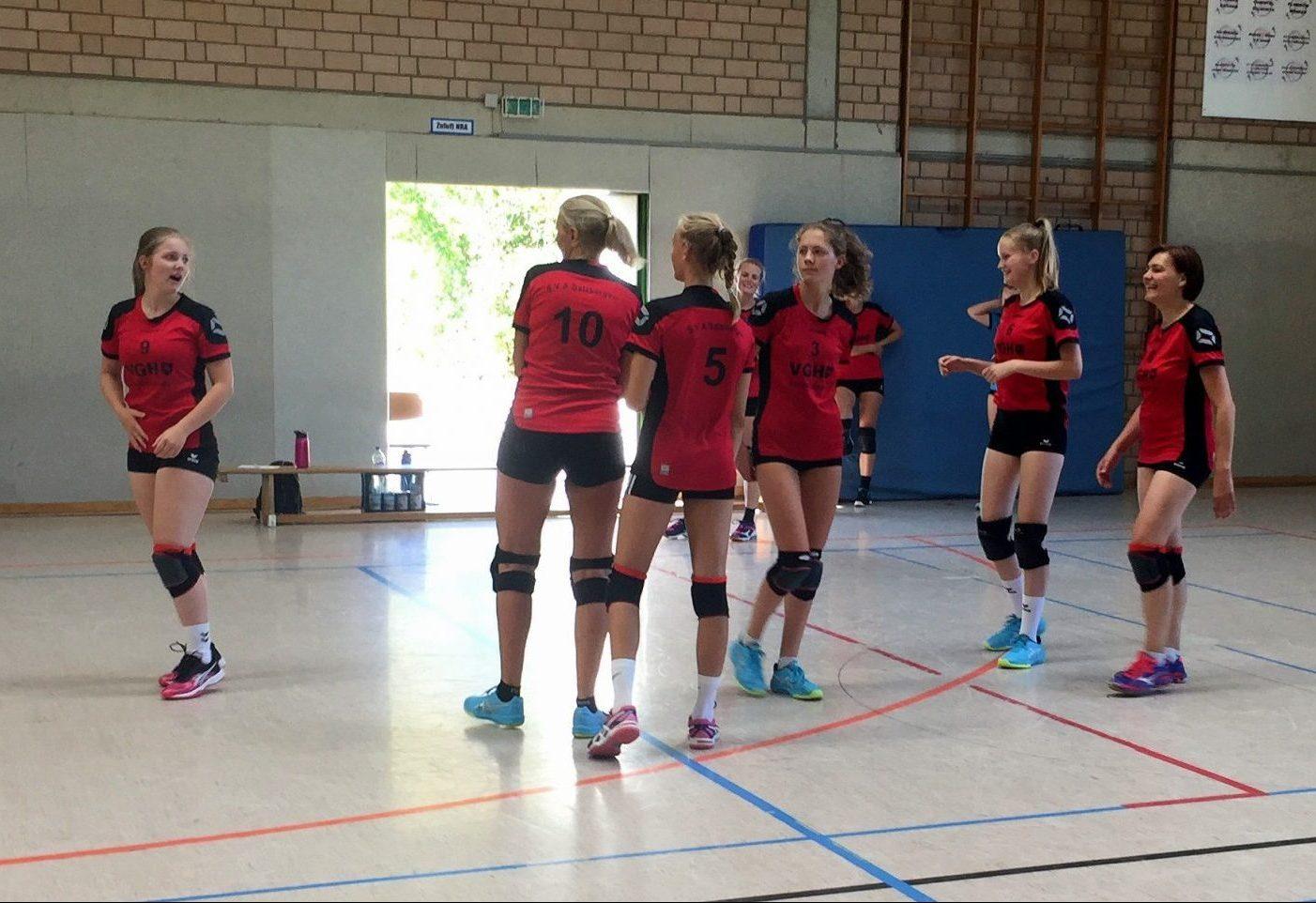 SVA 2 startet beim Verbandspokal in Lohne