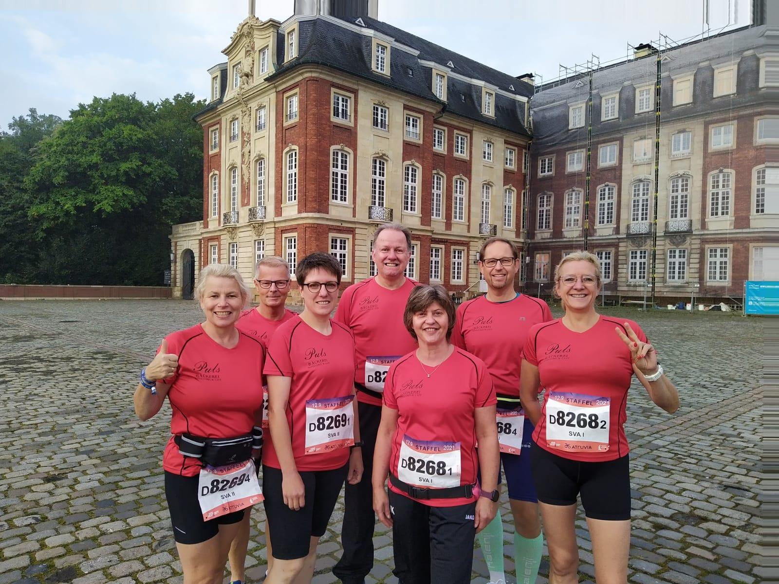 Münster Marathon 2021
