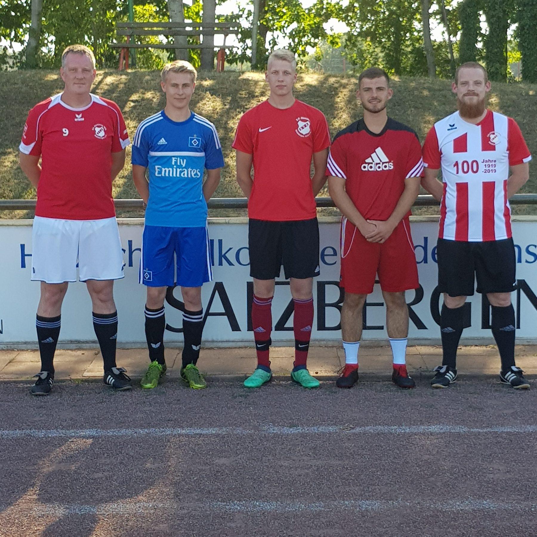 SVA Fussball setzt weiter auf eigenen Nachwuchs