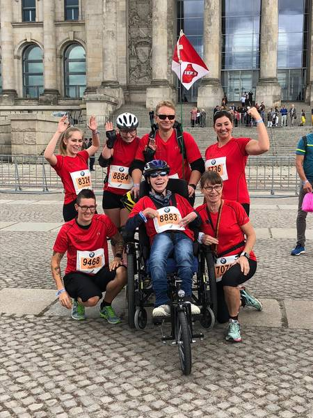 45. Berlin Marathon 2018