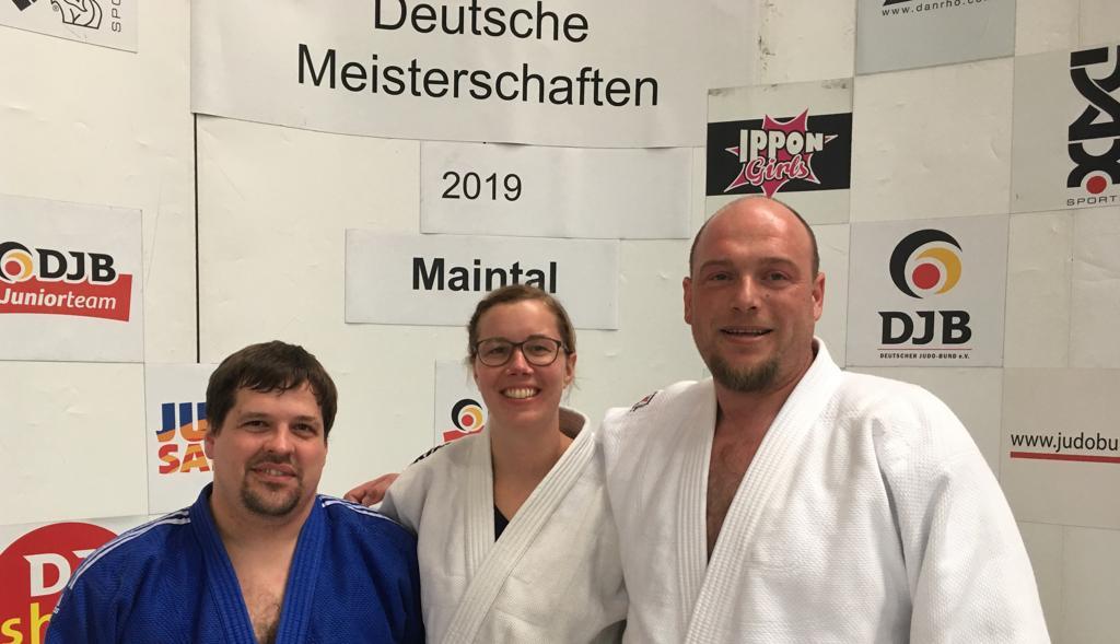 Ein gelungener Start in den Sommer für die Judoka des SVA Salzbergen