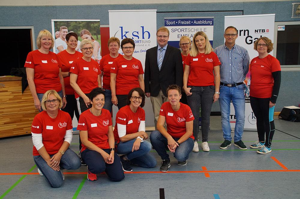 8. Interkultureller Frauensporttag zum 100- jährigen Jubiläum des SVA Salzbergen ein voller Erfolg
