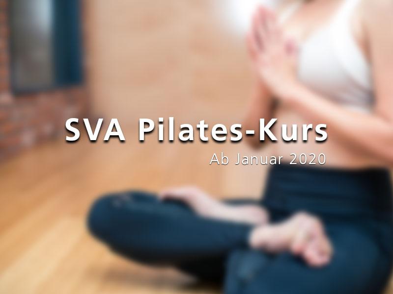 Pilates-Kurs ab Januar 2020