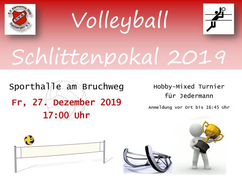 Schlittenpokal 2019 - 27. Dezember